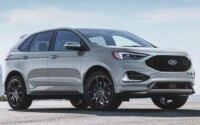 2022 Ford Edge Exterior