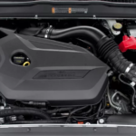 2022 Ford Fusion Engine