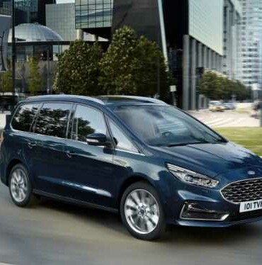 2022 Ford Galaxy Exterior
