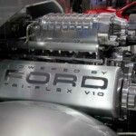 2022 Ford Super Chief Engine