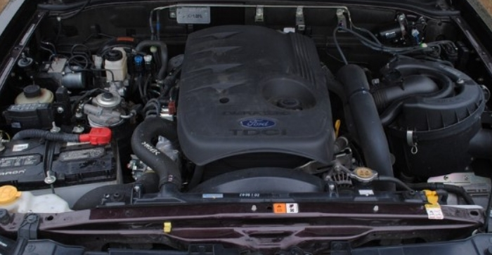 New 2022 Ford Endeavour Engine