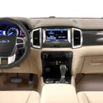 New 2022 Ford Endeavour Interior