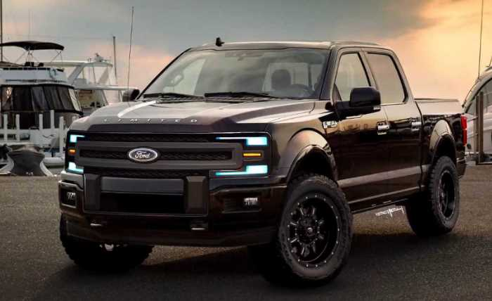 New 2022 Ford F-150 Exterior