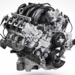 New 2022 Ford F250 Engine