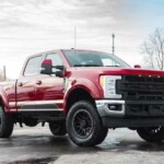 New 2022 Ford F250 Exterior