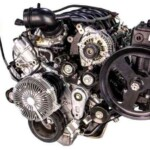 New 2022 Ford F350 Engine