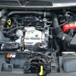 New 2022 Ford Fiesta Engine