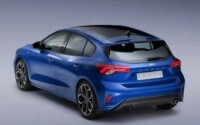 New 2022 Ford Focus Exterior