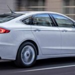 New 2022 Ford Fusion Exterior