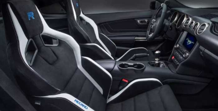 New 2022 Ford GT Interior