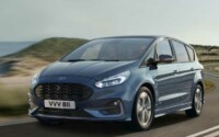 New 2022 Ford Galaxy Exterior