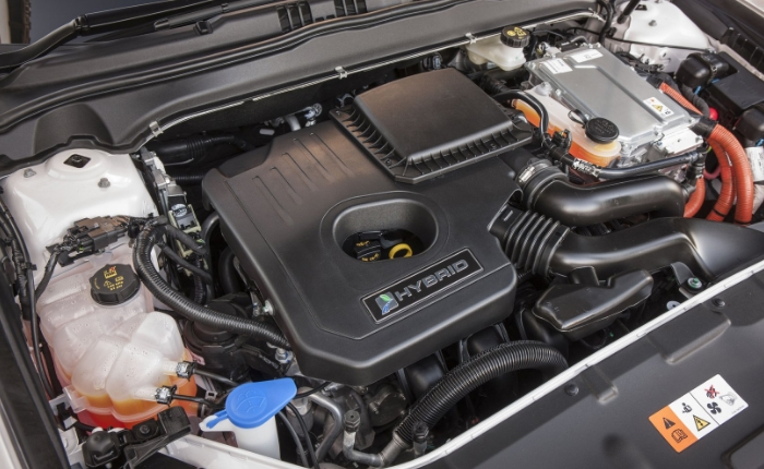 New 2022 Ford Mondeo Engine