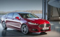 New 2022 Ford Mondeo Exterior