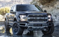 New 2022 Ford Raptor Exterior