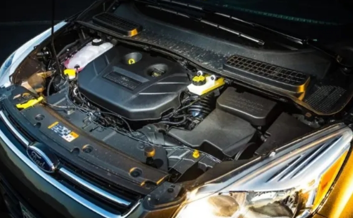 New 2022 Ford S-Max Engine