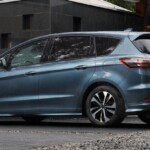 New 2022 Ford S-Max Exterior