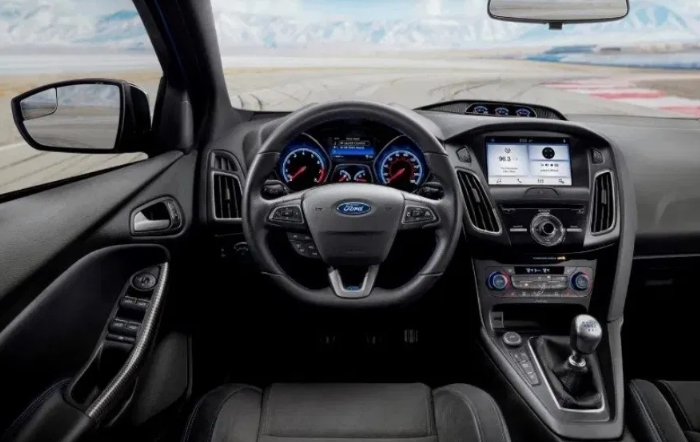 New 2022 Ford S-Max Interior