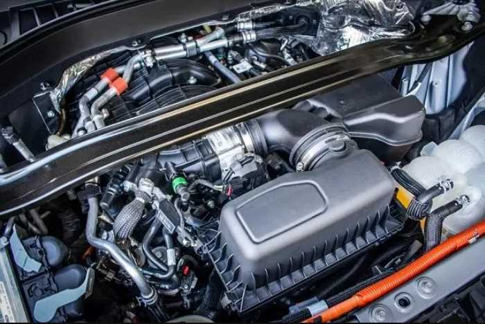 New 2022 Ford Super Duty Engine