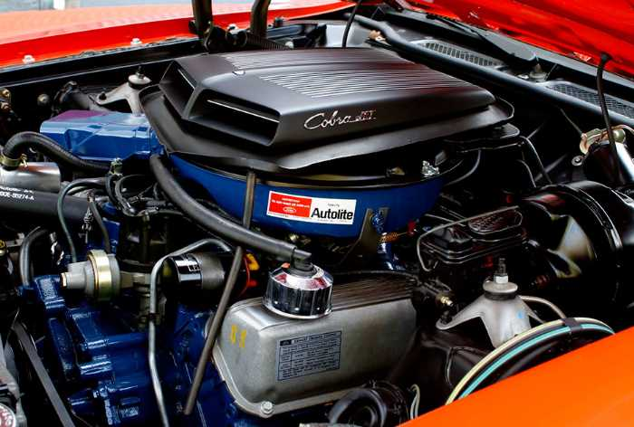 New 2022 Ford Torino GT Engine