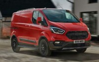 New 2022 Ford Transit Exterior