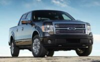 2022 Ford Excursion Exterior