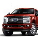 2022 Ford F350 Exterior