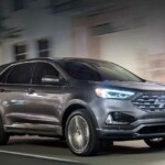 New 2022 Ford Edge Titanium Exterior