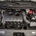 New 2022 Ford Explorer Limited Engine