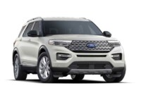 New 2022 Ford Explorer Limited Exterior