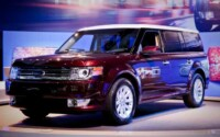 New 2022 Ford Flex Exterior