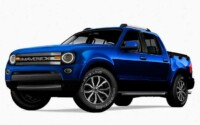 New 2022 Ford Maverick Exterior