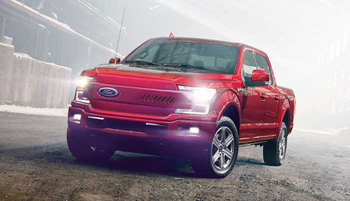 2022 Ford F-150 Limited Exterior