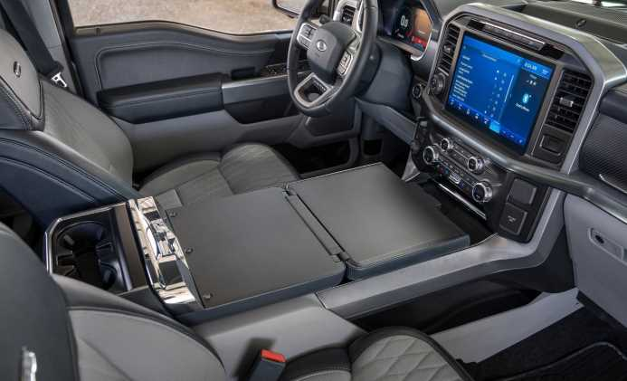 2022 Ford F-150 Limited Interior
