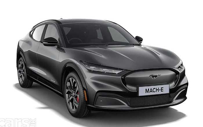 2022 Ford Mustang Mach-E Exterior
