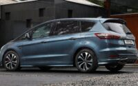 2022 Ford S-Max Exterior